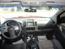 frontier 2.5 xe 4x4 cd turbo eletronic diesel 4p manual 2012 sao marcos