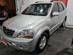 sorento 3.8 ex 4x4 v6 24v gasolina 4p automatico 2008 caxias do sul