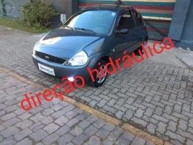 ka 1.0 gl image 8v gasolina 2p manual 2005 caxias do sul