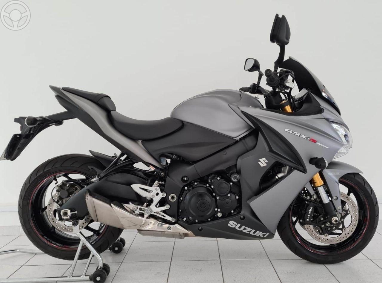 GSX S1000F ABS - 2017 - CAXIAS DO SUL