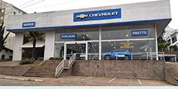 Foto da revenda Concessionária Chevrolet Pretto Veranópolis - Veranópolis