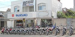 Foto da revenda Reação Suzuki - Caxias do Sul