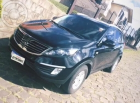 sportage 2.0 lx 4x2 16v gasolina 4p automatico 2012 caxias do sul