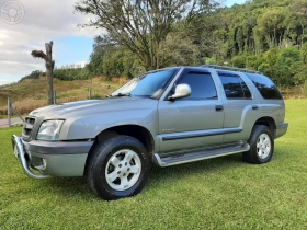 blazer 2.4 mpfi advantage 4x2 8v flex 4p manual 2008 farroupilha