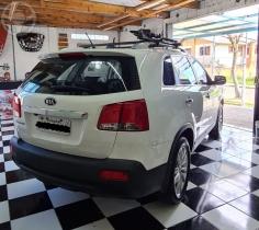 sorento 2.4 ex2 4x2 16v gasolina 4p 7 lugares automatico 2012 caxias do sul