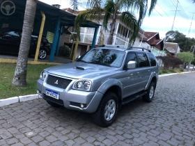 pajero sport 3.5 hpe 4x4 v6 24v gasolina 4p automatico 2008 farroupilha